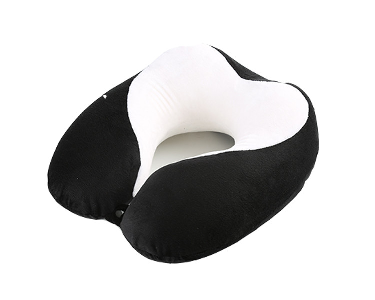 Pretty Comfortable Memory Foam Neck Pillow U Shape Cute Penguin Pattern