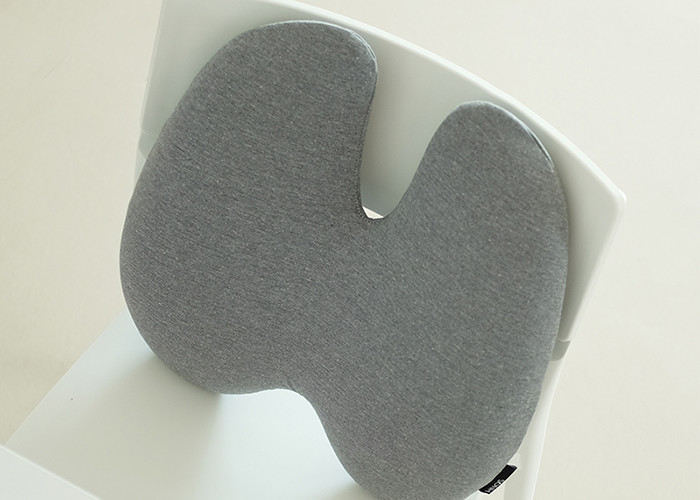 Fashion Relieve Fatigue Memory Foam Back Cushion / Car Seat Cushion For Back Pain